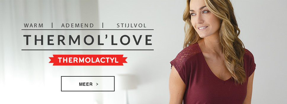 Thermol'love : Thermolactyl® - Meer >