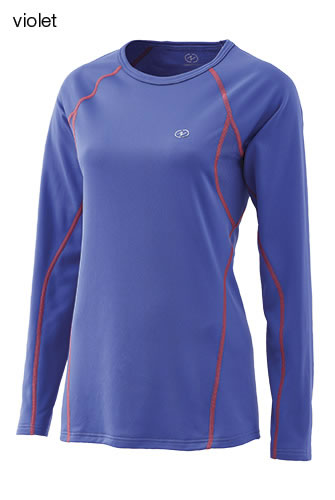 T-shirt dames ronde hals Damart Sport, Easy Body Thermolactyl®