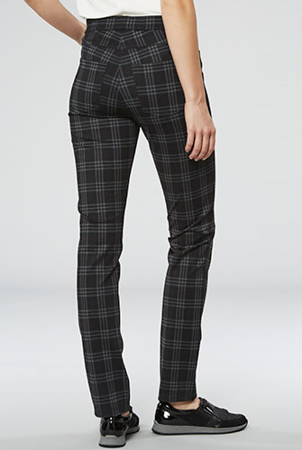 Pantalon pull-on coupe fuselée
