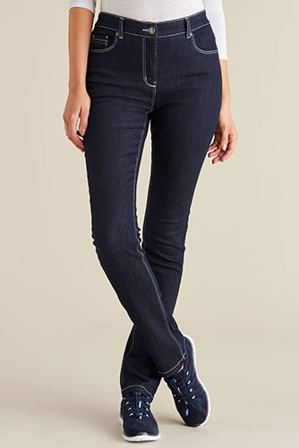 5-pocketjeans, slim fit (RE)GENERATION