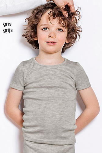 T-shirt enfant manches courtes Thermolactyl®
