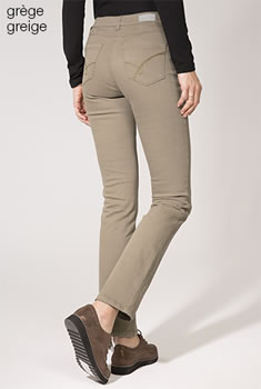 "5-pocketjeans ""platte buik"" Perfect Fit by Damart® Regular fit"