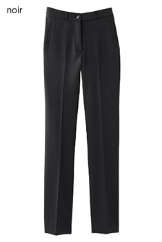 "Pantalon droit Perfect Fit by Damart® ""ventre plat"""