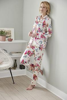 Damart België Lingerie Pyjama Korte Pyjama Nachtkledij Voor