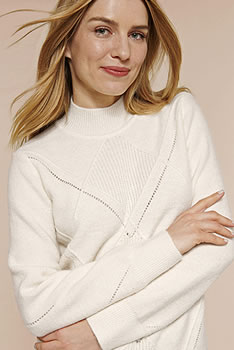 Pull donzig tricot
