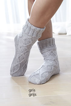 1 paire de chaussettes cocoon Thermolactyl®