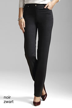 Pantalon 5 poches Maille milano Perfect Fit by Damart®
