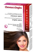 Capsules cheveux et ongles