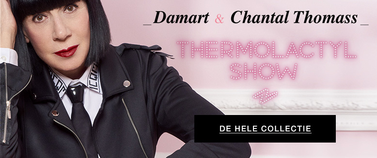 Damart & Chantal Thomass - Thermolactyl Show - De hele collectie >