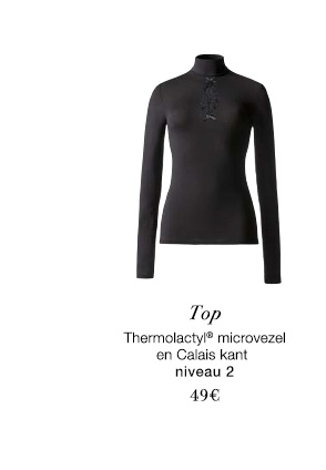 Top Thermolactyl® - 49€