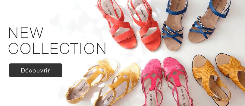 7441d6b72cd47 Damart Belgique - Chaussures
