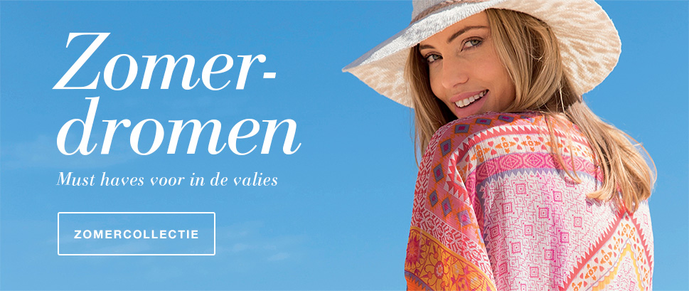 Zomerdromen ! Must haves voor in de valies.