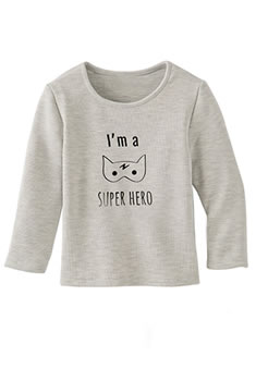 "T-shirts kids Thermolactyl® ""superhero"""