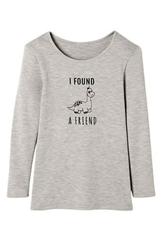 "T-shirts kids Thermolactyl® ""dino"""